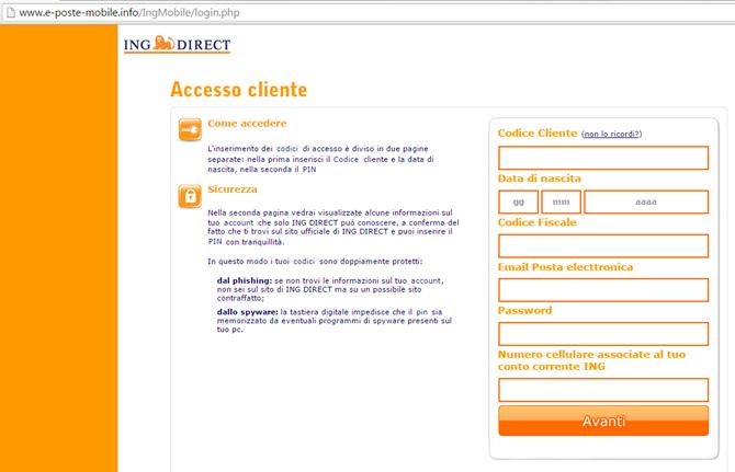 Come Riconoscere Un Tentativo Di Phishing Ing