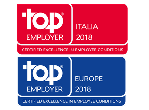 HP TopEmployer2018